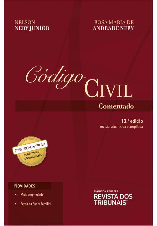 Código Civil Comentado 13ºedição