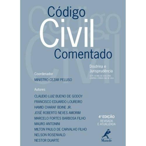 Codigo Civil Comentado - 4º Ed. 2010