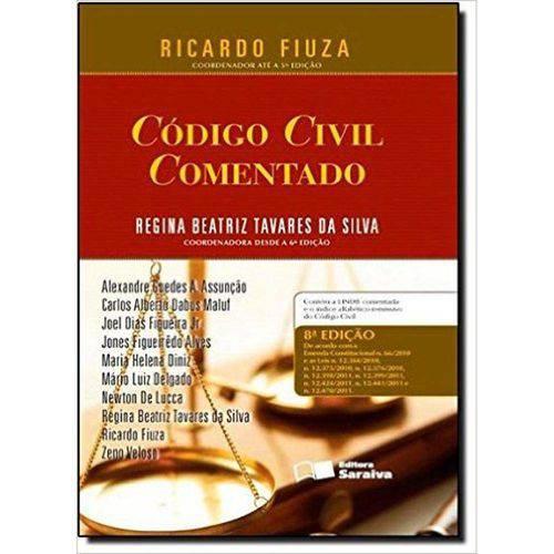 Codigo Civil Comentado - 8º Ed. 2012