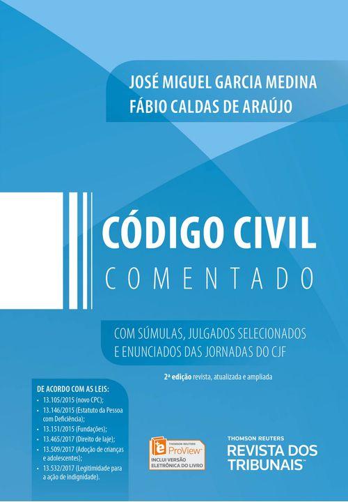 Código Civil Comentado - 2ª Edição