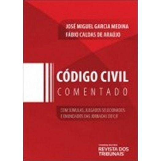 Codigo Civil Comentado - Medina - Rt - 1 Ed