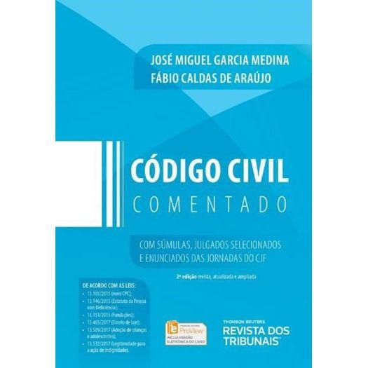 Codigo Civil Comentado - Medina - Rt