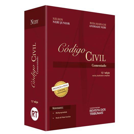 Codigo Civil Comentado - Nery - Rt