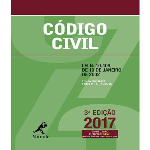 Codigo Civil - 3 Ed