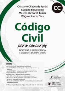 Código Civil para Concursos (CC) (2018)