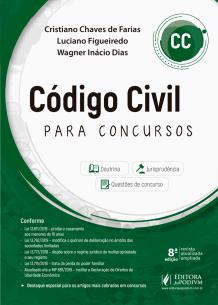 Código Civil para Concursos (CC) (2019)