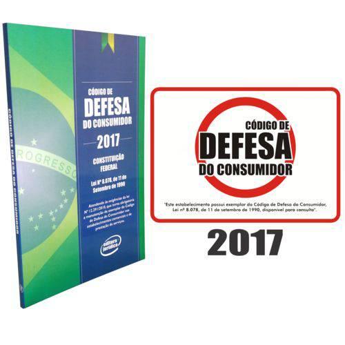 Código de Defesa do Consumidor 2017 Atualizado