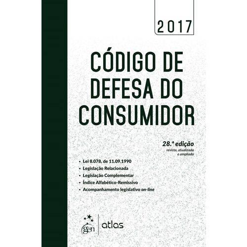 Codigo de Defesa do Consumidor - 28 Ed