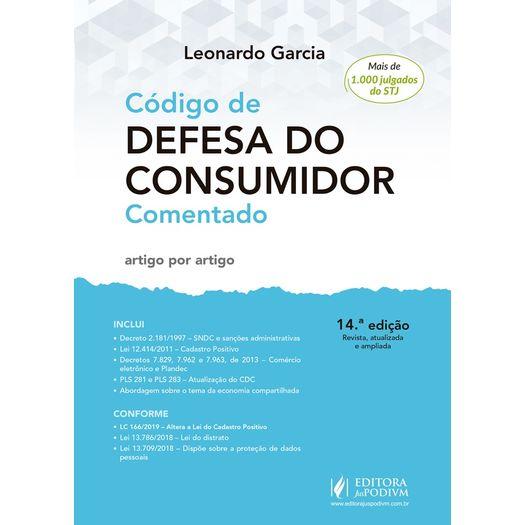 Codigo de Defesa do Consumidor Comentado Artigo por Artigo - Juspodivm