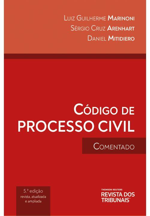 Código de Processo Civil Comentado 5ºedição