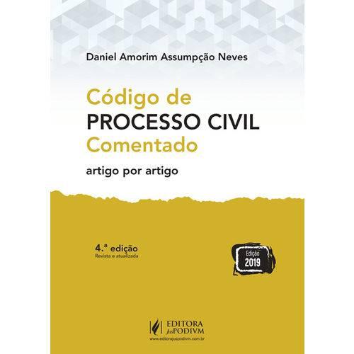 Código de Processo Civil Comentado - 7ª Edição (2019)