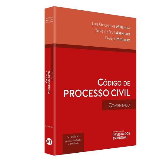 Codigo de Processo Civil Comentado - Marinoni - Rt