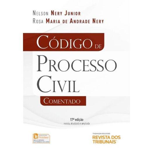 Codigo de Processo Civil Comentado - Nery - Rt