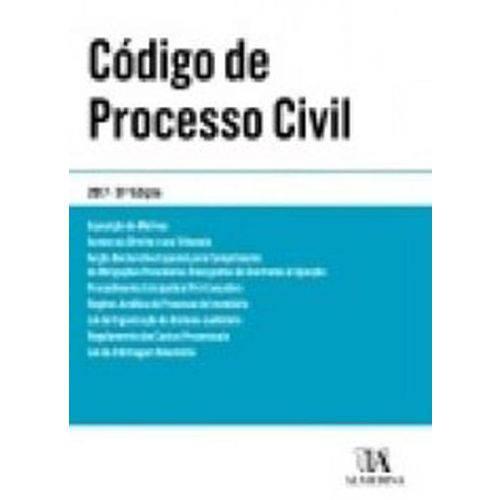 Codigo de Processo Civil - Ediçao de Bolso