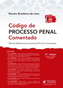 Código de Processo Penal Comentado (2019)