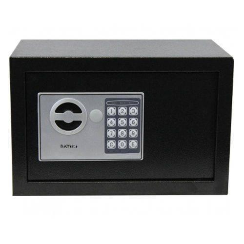 Cofre Eletrônico Digital Pequeno Ks-20ew Preto Batiki