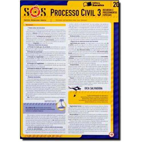 Col.SOS Sinteses V.20 Proceso Civil Vol.3