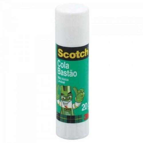 Cola Bastão 20g Shrink Scotch Branco 3m