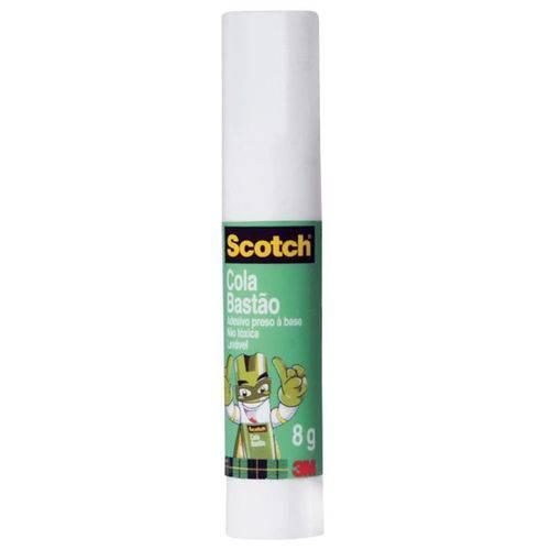 Cola Bastão 8g 3m Scotch 01541