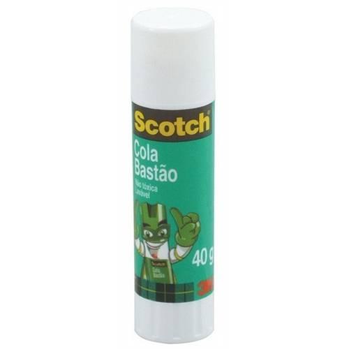 Cola Bastão Scotch 40g Un. - 3m