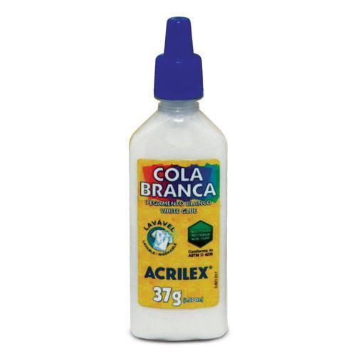 Cola Branca 37g Acrilex