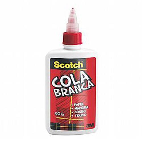 Cola Branca Lavável 90 Gramas Scotch 3m