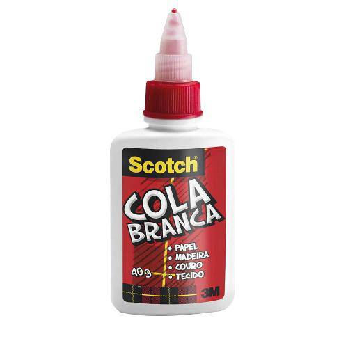 Cola Branca Líquida 40g Scotch