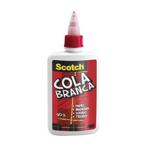 Cola Branca Líquida 90g Scotch