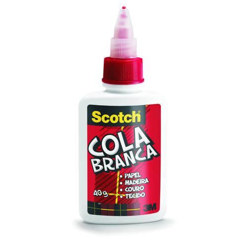 Cola Branca 3m Scotch 040 G H0002309427
