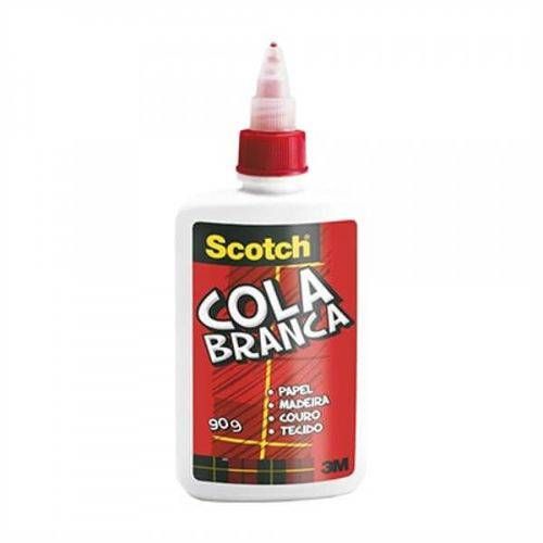 Cola Escolar Scotch (emb. Contém 12un. de 90g Cada) - 3m