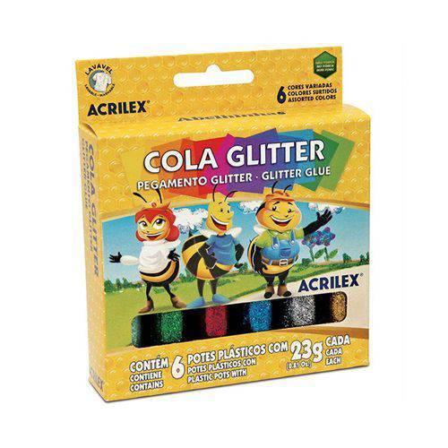 Cola Glitter - 02923 - Acrilex