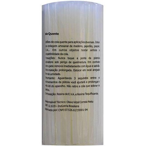Cola Quente Refil Fina Eco 1 Kg.Transp. 7,5X30Cm Rendicolla