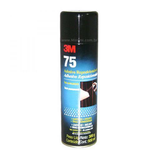 Cola Spray 3m 75 Reposicionavel 300 G 3m002