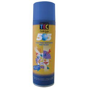Cola Spray Temporária para Tecido 500 Ml Ref.7802-CO010A Toke e Crie