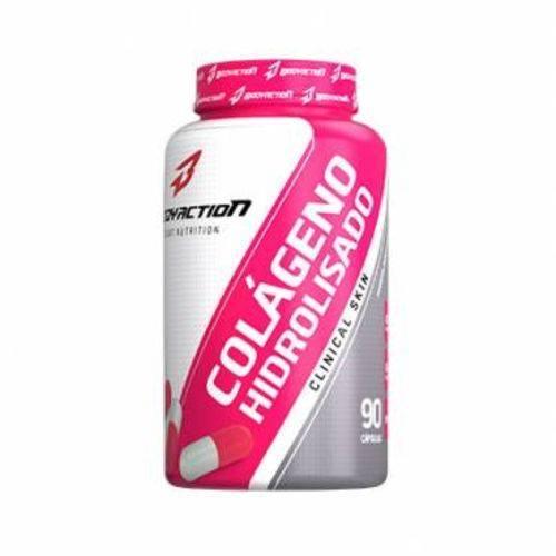 Colágeno Clin/skin 90 Cáps - Bodyaction