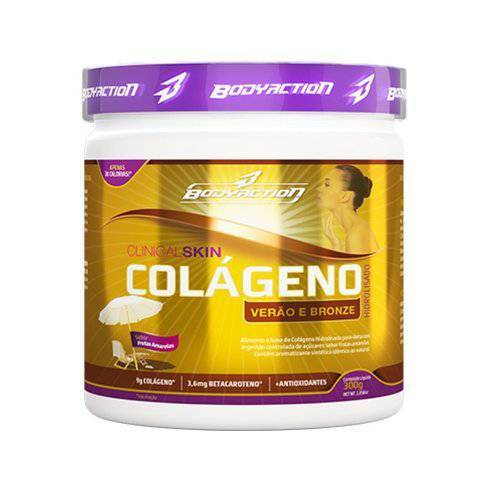 Colágeno Clinical Skin (300g) - Body Action