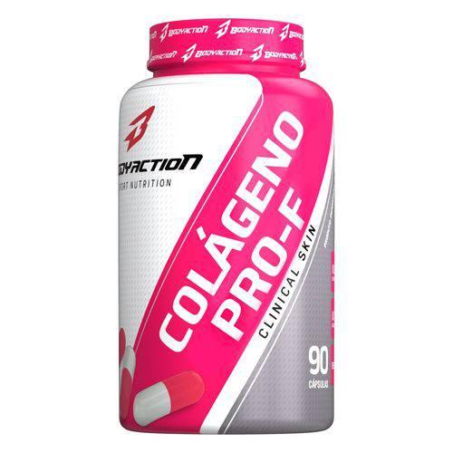 Colágeno Hidrolisado Pro-F - Body Action - 90 Cápsulas