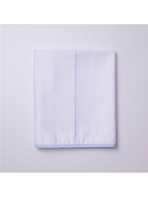 Colcha Orsetto Berço Branca e Azul 11X14