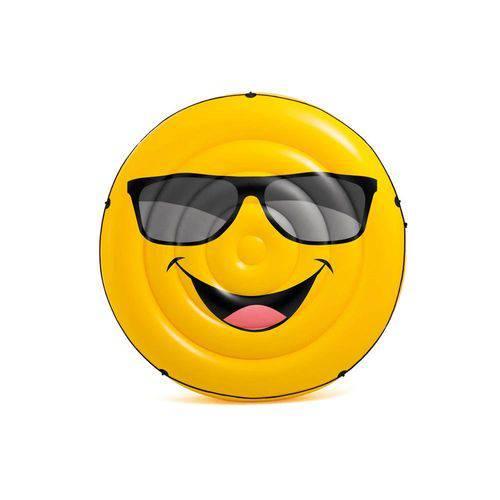 Colchão Inflável para Piscina Emoji