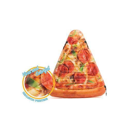 Colchão Inflável para Piscina Fatia de Pizza