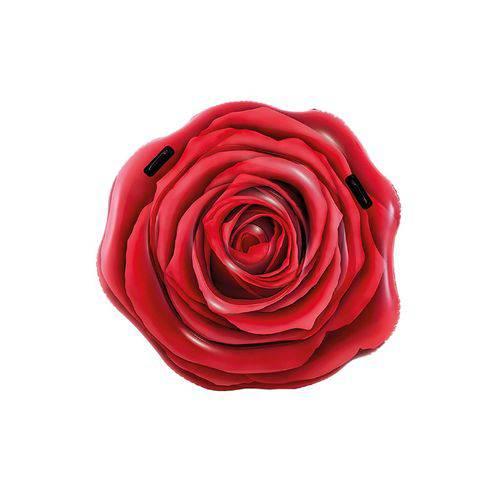 Colchão para Piscina Rosa Vermelha - Intex