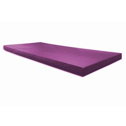 Colchonete para Academia, Ginástica e Yoga em Napa 100x50x3