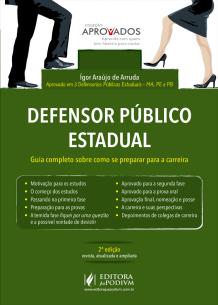Coleção Aprovados - Defensor Público Estadual (2019)