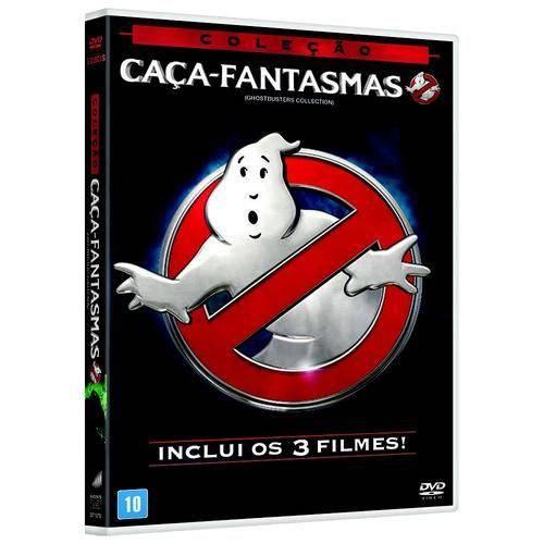 Coleçao Caça-Fantasmas (3 Discos)