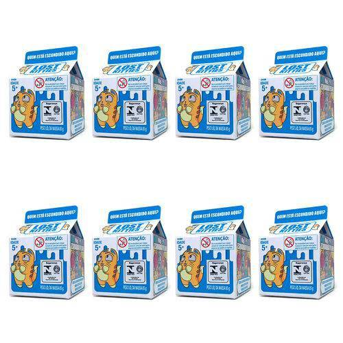 Colecao com 8 Mini Figuras Surpresa - Lost Kitties - Single Packs - Hasbro
