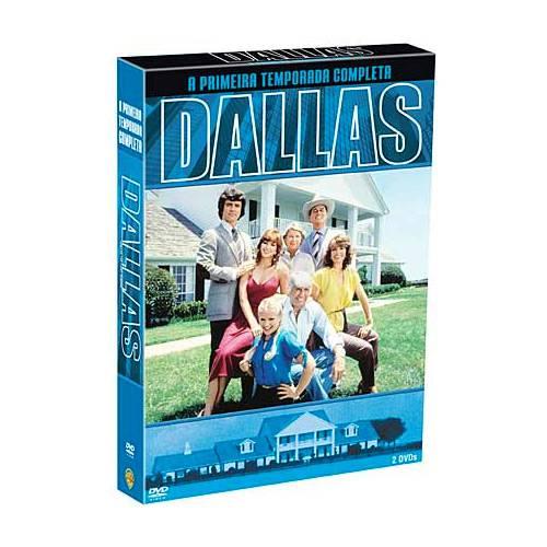 Coleção Dallas: 1ª Temporada Completa (2 DVDs)