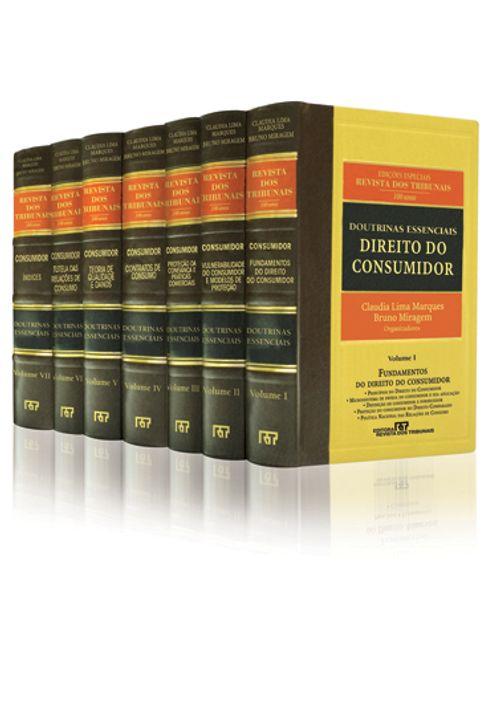 Coleção Doutrinas Essenciais Direito do Consumidor