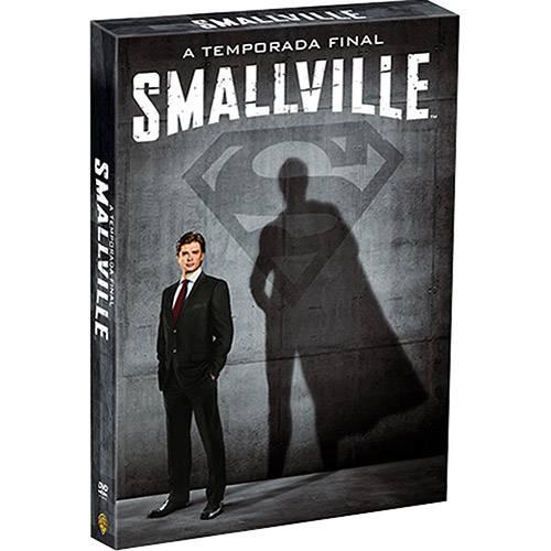 Coleção Smallville: 10ª Temporada Completa - (6 DVDs)