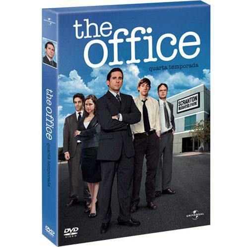 Coleção The Office - 4 ª Temporada (4 DVDs)