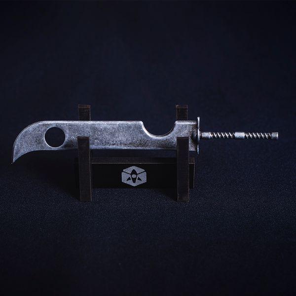Colecionável de Metal - Espada Zabuza
